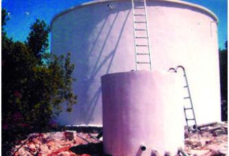 مشاريع منجزة داخل راشيا الفخار