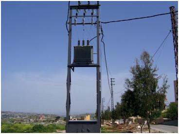 مشاريع منجزة داخل بيت ياحون